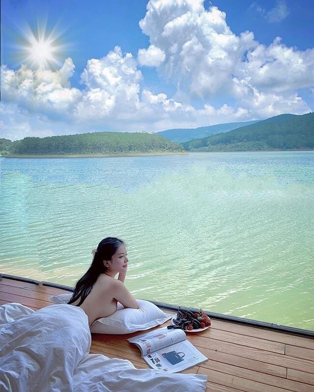 5 HOMESTAY PHÒNG KÍNH NGẬP VIEW SỐNG ẢO đẹp nhất Đà Lạt