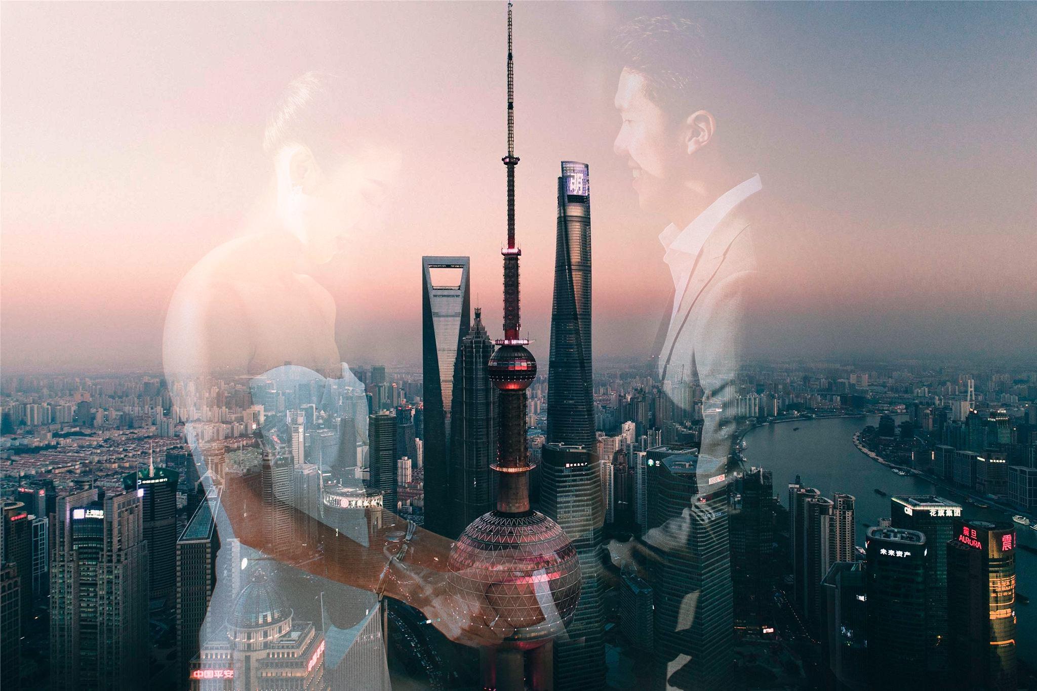 Nói về Thượng Hải và Amanyangyun