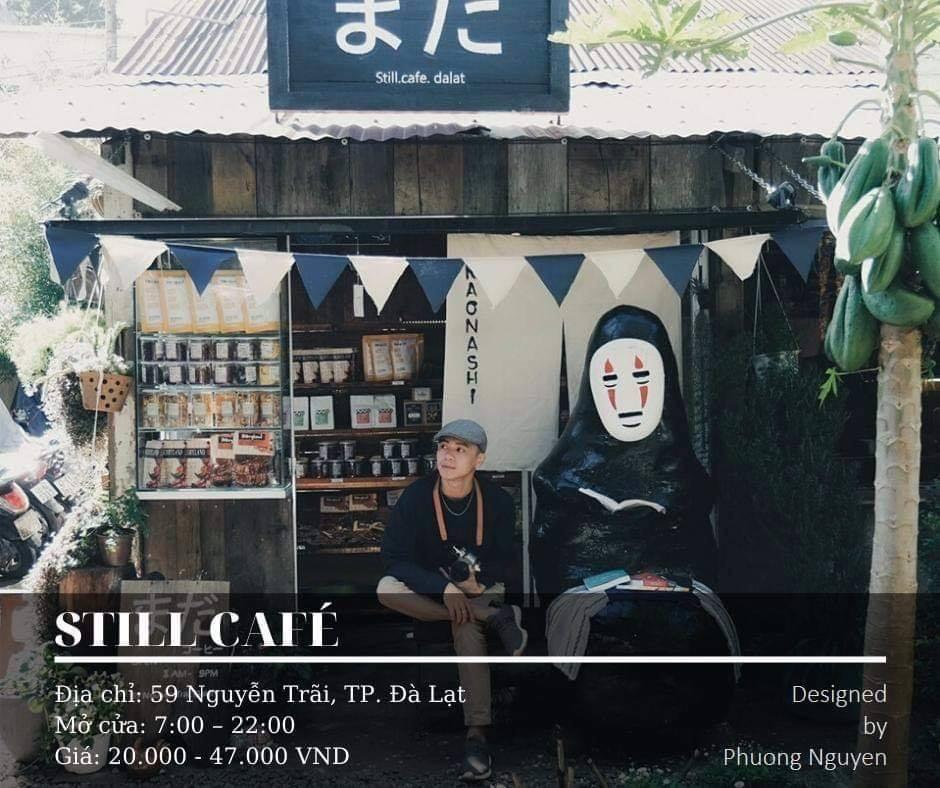 CHECK-IN MÃI KHÔNG HẾT 27 TIỆM CAFE XINH YÊU Ở ĐÀ LẠT