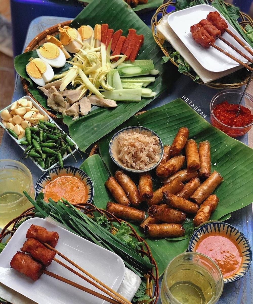 Top 10 món ăn vặt Phan Thiết ngon nức tiếng