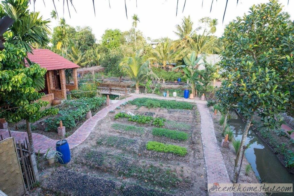Mekong Rustic Can Tho homestay đẹp Cần Thơ