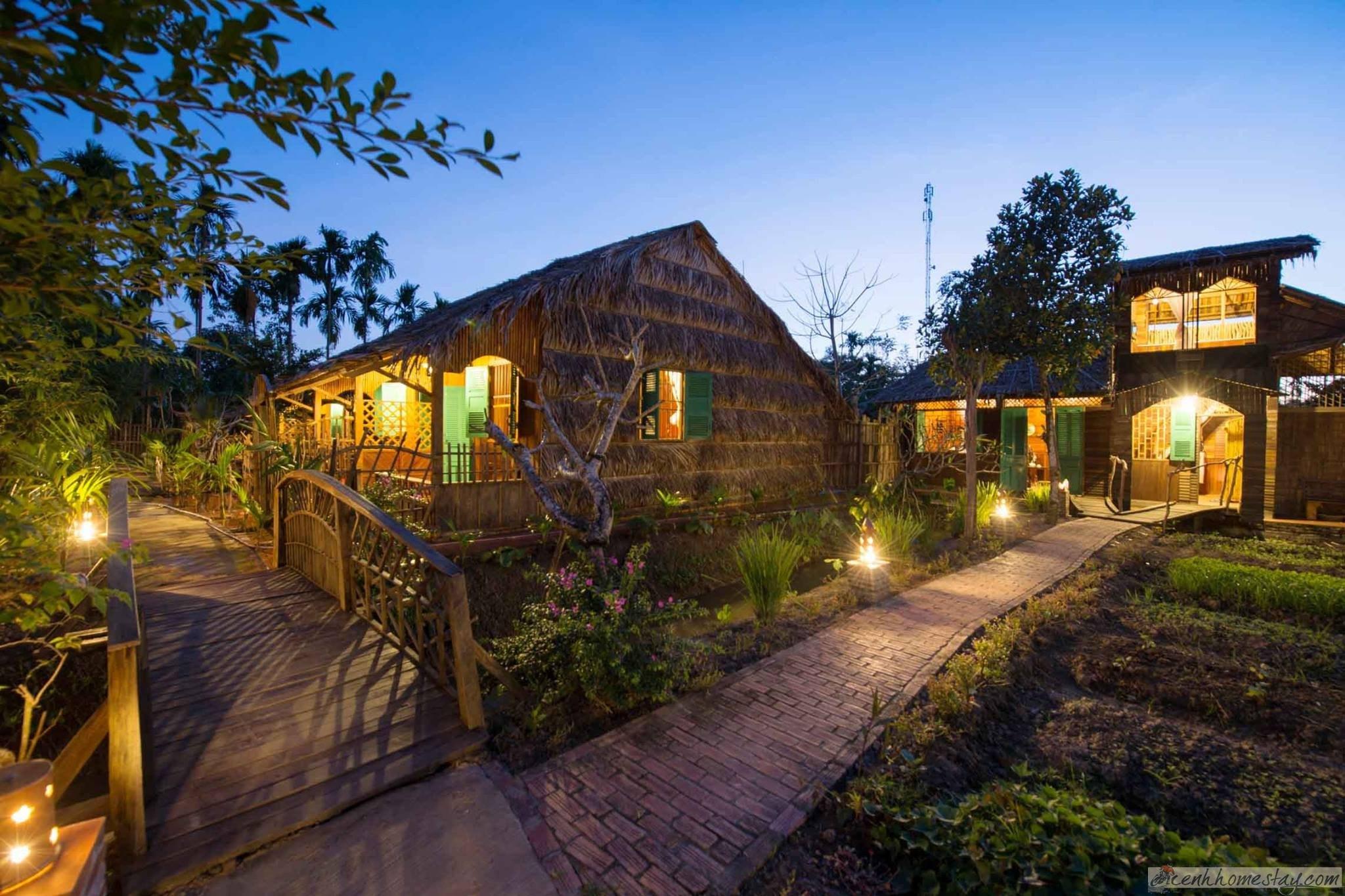 Mekong Rustic Can Tho: Homestay sông nước khiến khách Tây thích thú