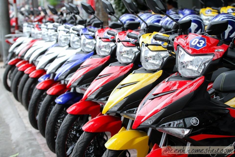 Tổng hợp những địa chỉ cho thuê xe máy tại Hà Nội giá rẻ, uy tín chỉ 100k/ngày