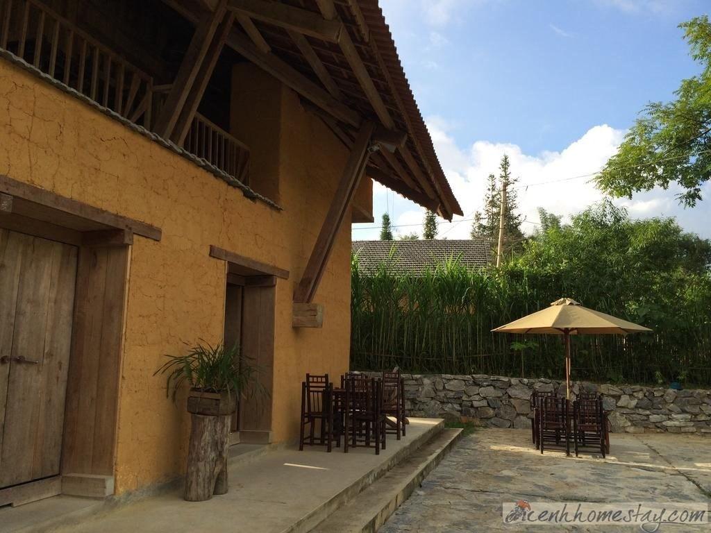 Dao Lodge homestay Hà Giang