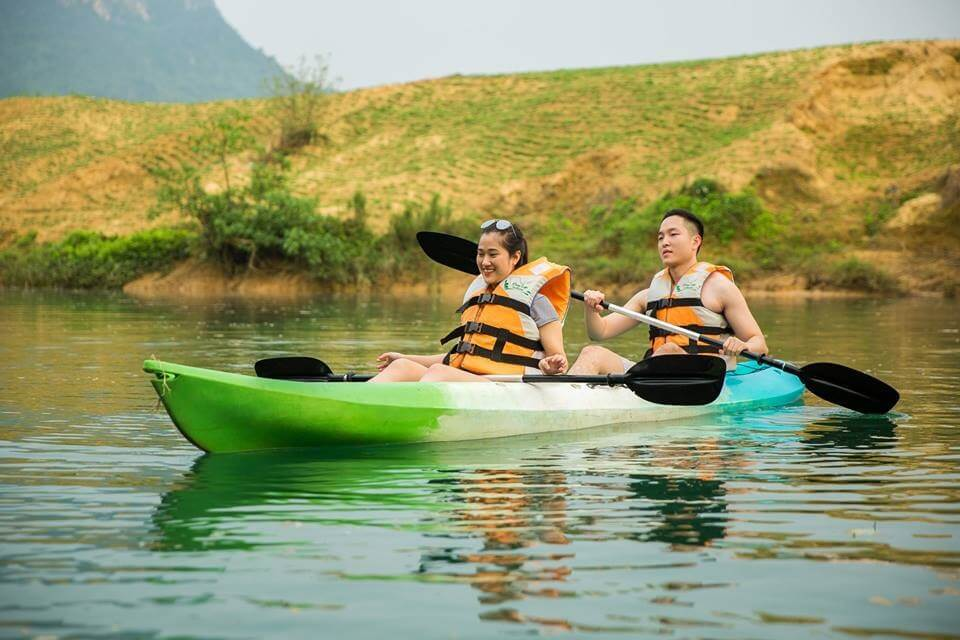 Chày Lập Farmstay & Resort: Thiên đường đẹp như cổ tích ở Quảng Bình