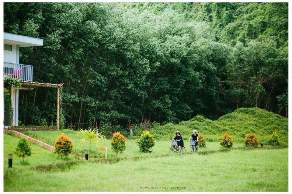"""""""Thổn thức con tim"""" với ngôi làng cổ tích đẹp như thiên đường ở Quảng Bình"""