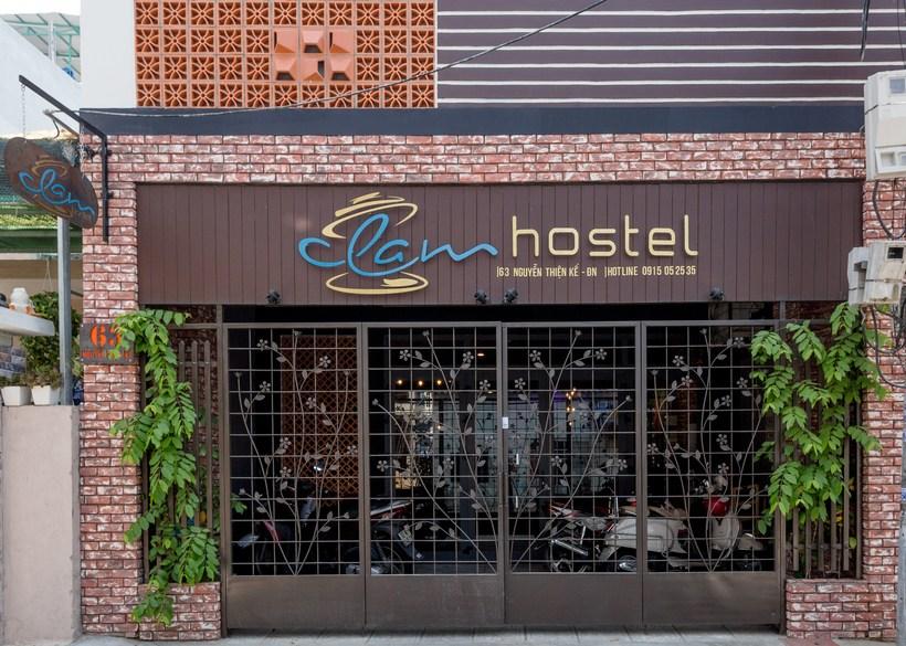 Clam Hostel Đà Nẵng nơi có combo thiết kế mới lạ nhưng đầy thân quen
