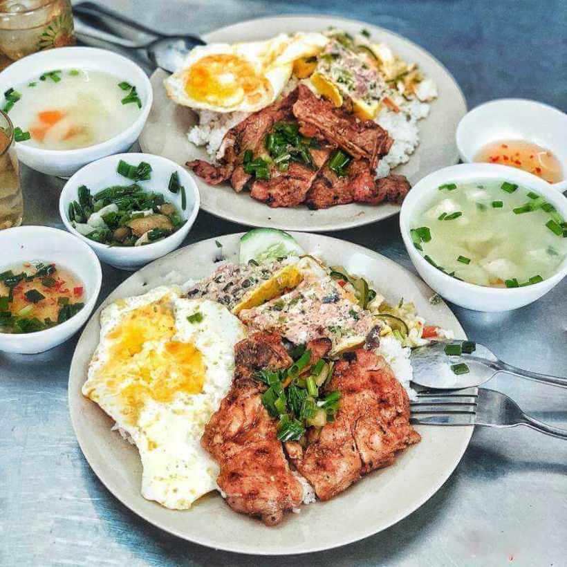 Top 10 quán cơm tấm Đà Nẵng ngon có tiếng giá bình dân nên thưởng thức
