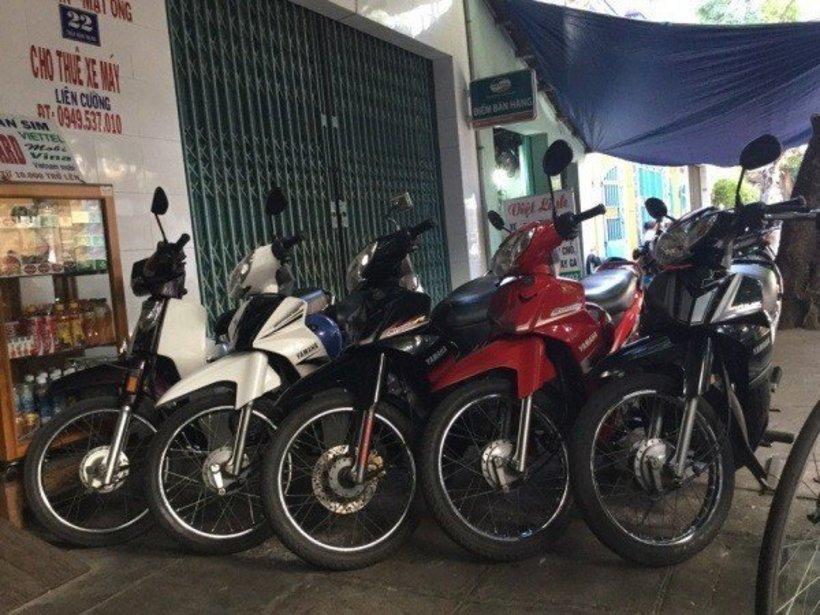 Top 15 địa chỉ cho thuê xe máy Phú Yên Tuy Hòa giá rẻ giao tận nơi 100k