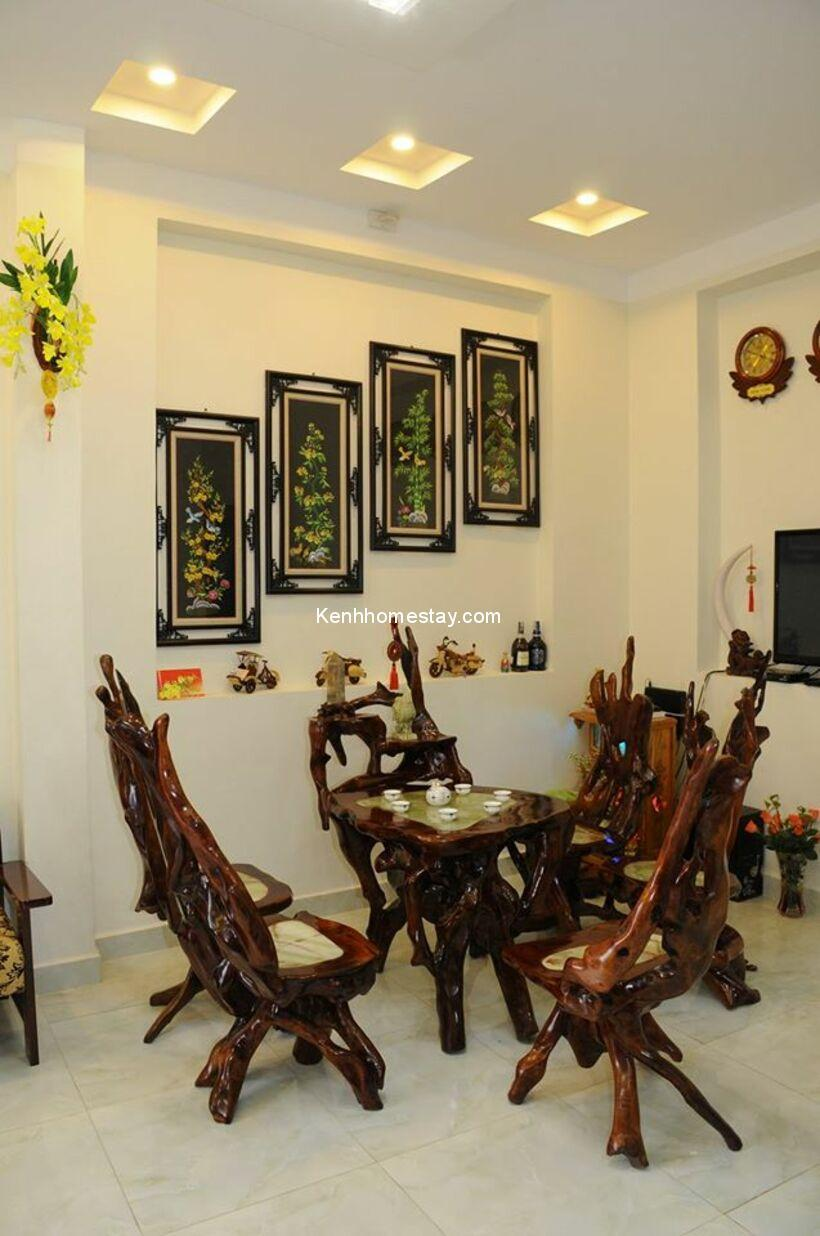 Dalat View Homestay nơi có sân thượng đẹp nhất nhì Đà Lạt