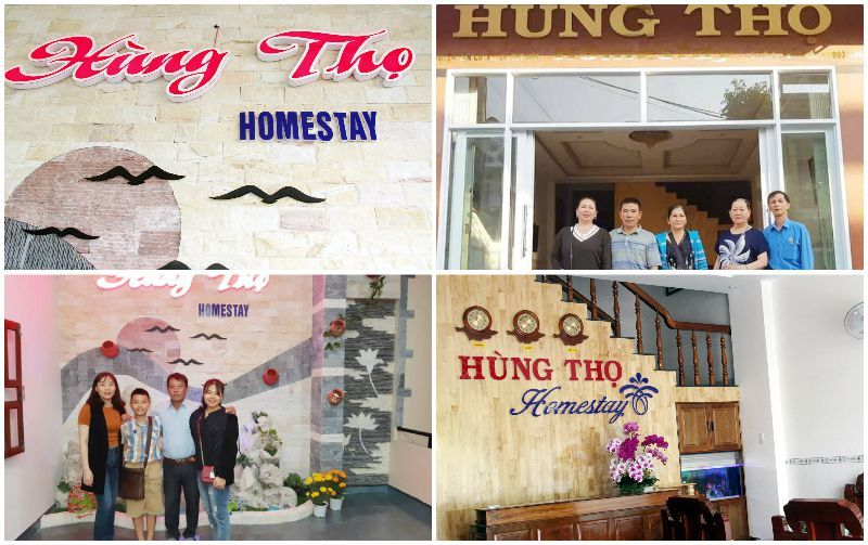 """Hùng Thọ homestay """"dân dã"""" ở Phú Yên chỉ từ 100k tha hồ du hý dài ngày"""