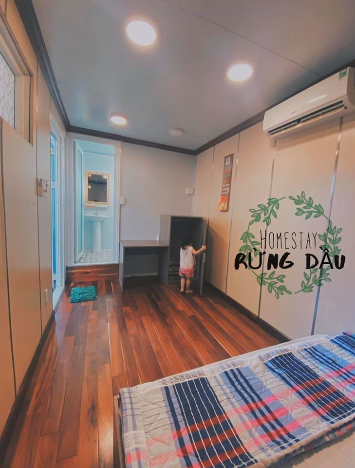 Homestay Rừng Dầu Lagi - Bình Thuận