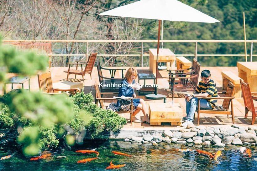 Kokoro Café – Có một Nhật Bản thu nhỏ xinh đẹp giữa lòng Đà Lạt