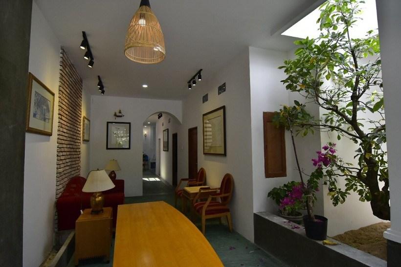 Long's homestay mang đậm phong cách bán cổ điển ở Phú Yên