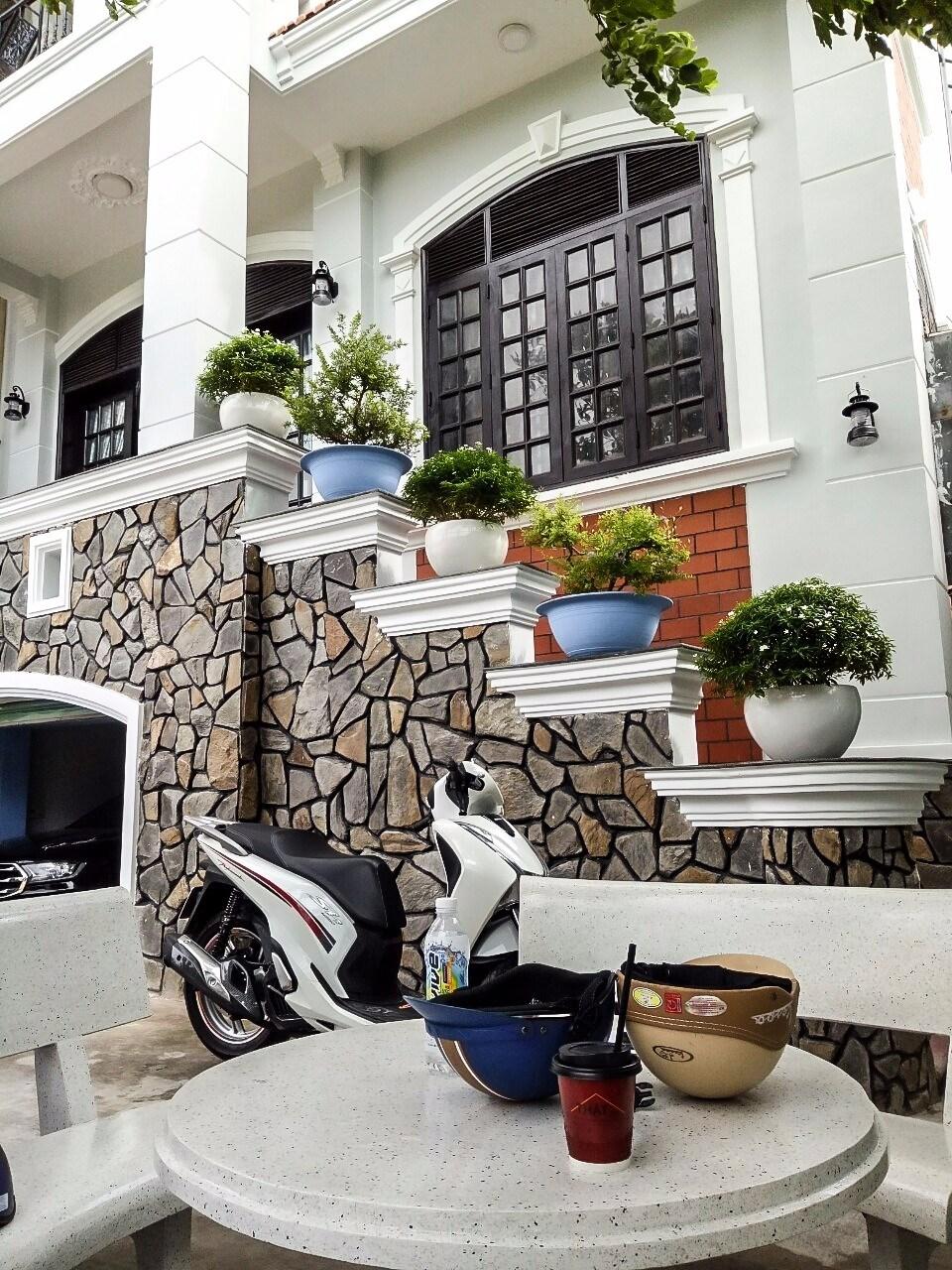Phá hiện M&M homestay tân cổ điển đẹp lung linh trung tâm Phan Thiết