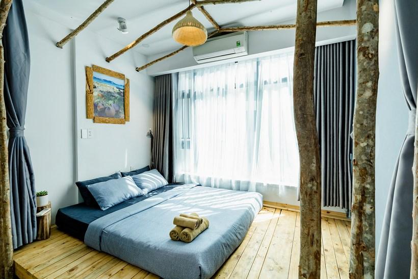 Nhà Của Bu 3 – Phong cách Rustic nơi bạn cảm thấy thoải mái không khiên cưỡng