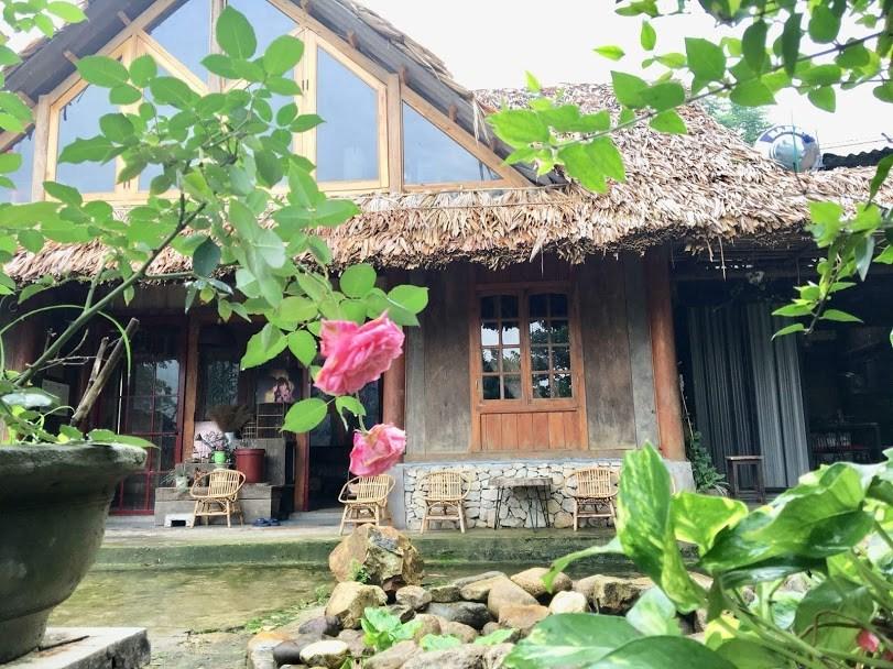 Opal House - Ngôi nhà gỗ truyền thống giữa thung lũng Mường Hoa Sapa