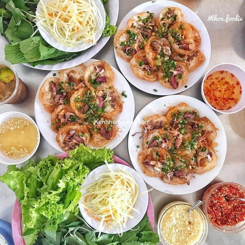 Top 20 quán bánh khọt Vũng Tàu ngon có tiếng nhất luôn đông khách