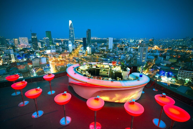 Top 10 quán beer club, bar quận 1 nổi tiếng được yêu thích nhất ở Sài Gòn