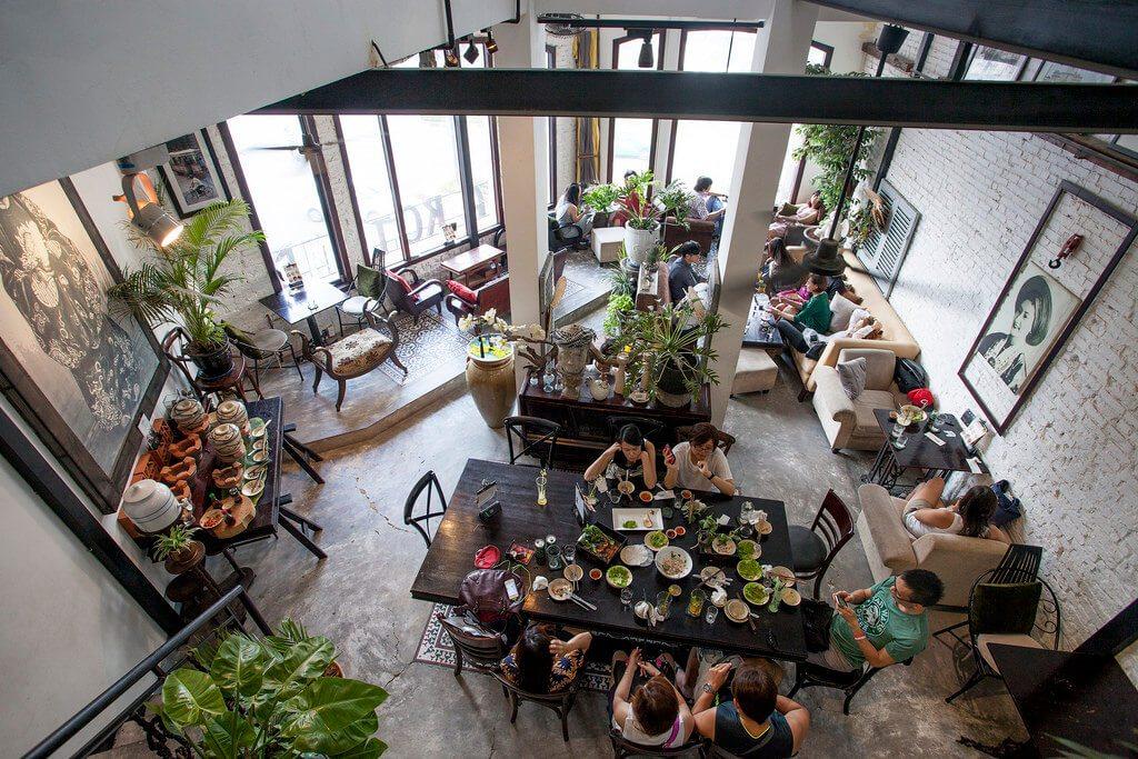 Review 30 quán café Sài Gòn TPHCM view đẹp decor xinh ở trung tâm