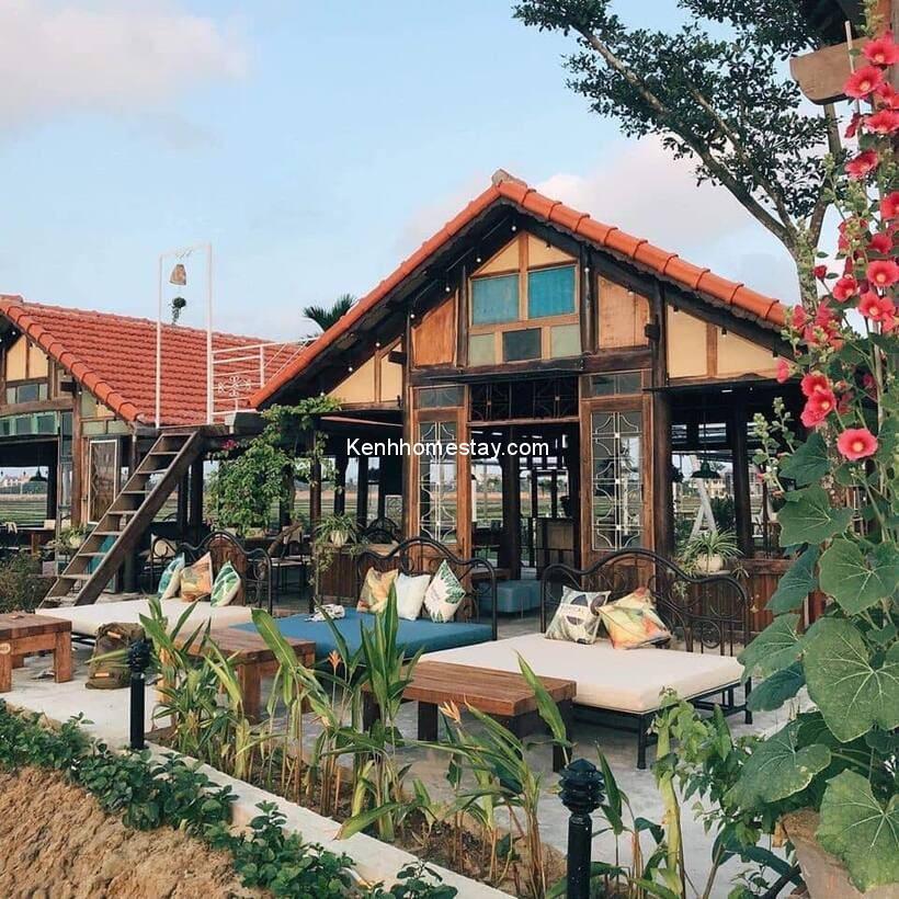 Roving Chillhouse - Tiệm café view đẹp giữa đồng xanh cực chill ở Hội An