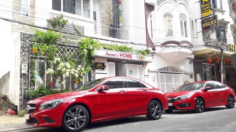 Suna's HOME – Villa - khu thương gia biệt uyển nguyên căn cao cấp gần biển Vũng Tàu