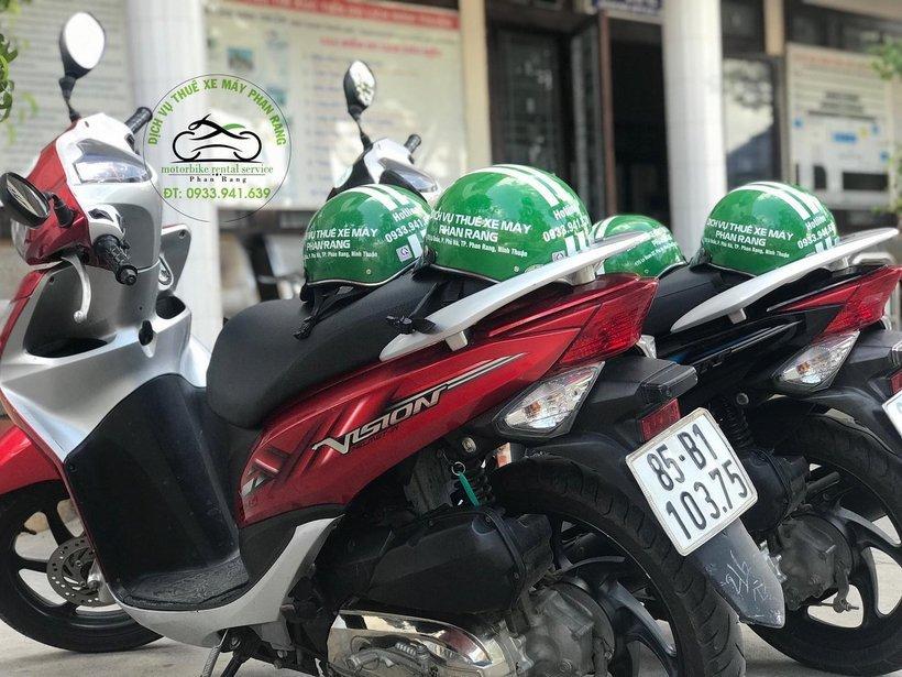 Top 15 địa chỉ cho thuê xe máy Phan Rang Ninh Thuận giá rẻ giao xe tận nơi