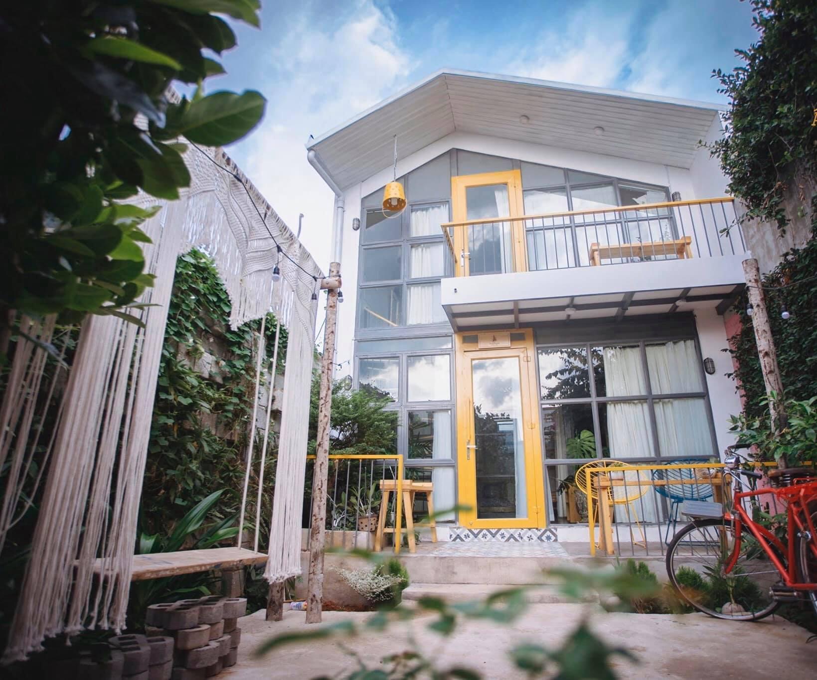 Ẩn homestay Phan Thiết