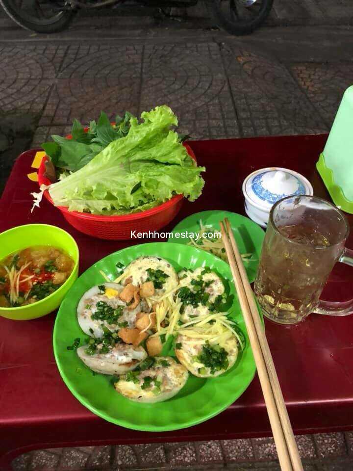Top 10 quán bánh xèo, bánh ăn Phan Thiết ngon bổ rẻ chỉ từ 2k/cái