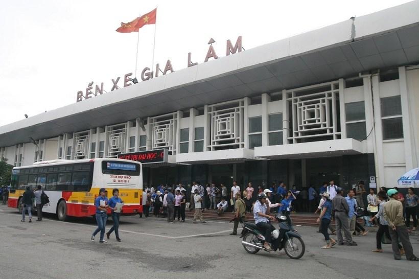 Bến xe Gia Lâm Hà Nội: Số điện thoại, lịch trình nhà xe khách, xe buýt