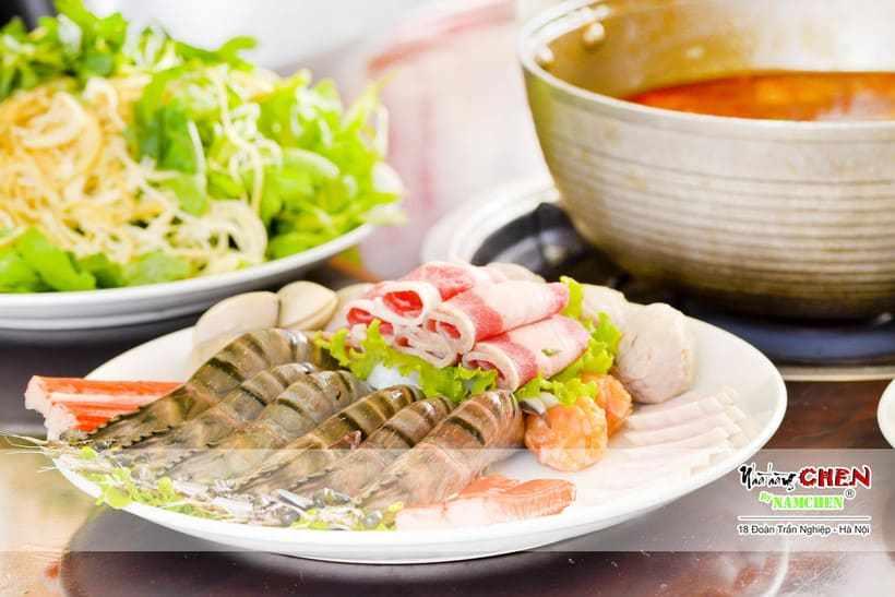 Top 20 nhà hàng quán buffet nướng BBQ ngon ở Sài Gòn - Hà Nội