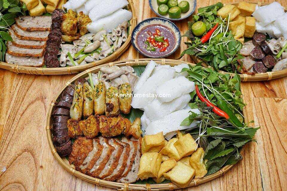 Top 10 quán bún đậu mắm tôm quận 7 ngon nổi tiếng ở Sài Gòn