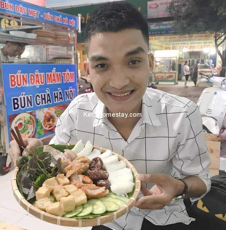 Bún đậu mắm tôm Mạc Văn Khoa ở Gò Vấp, Quận 7, Bình Thạnh, Bình Tân