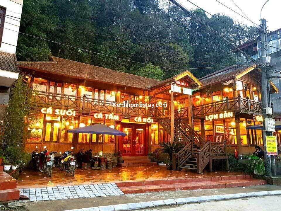 Top 20 nhà hàng + quán lẩu cá hồi Sapa ngon nổi tiếng giá rẻ nhất