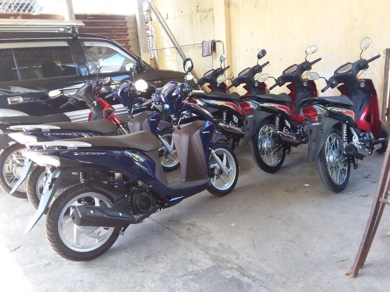 Danh sách địa chỉ cho thuê xe máy Quảng Bình rẻ và tốt nhất