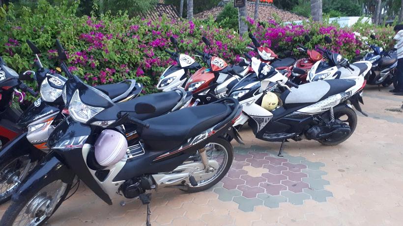 Cửa Hàng Cho Thuê Xe Máy Phan Thiết Mũi Né Thanh Lâm