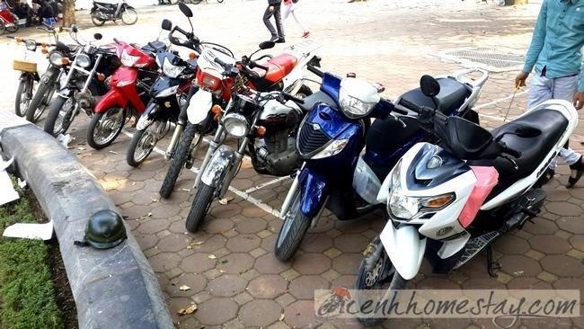 Tổng hợp địa chỉ cho thuê xe máy tại Hà Giang tốt nhất, giá rẻ nhất