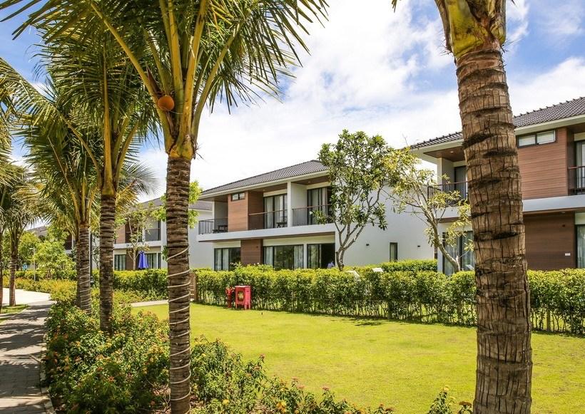 """Mê mẩn thế giới """"tổng tài"""" giữa trời xanh, biển rộng Green beach villas Phú Quốc"""
