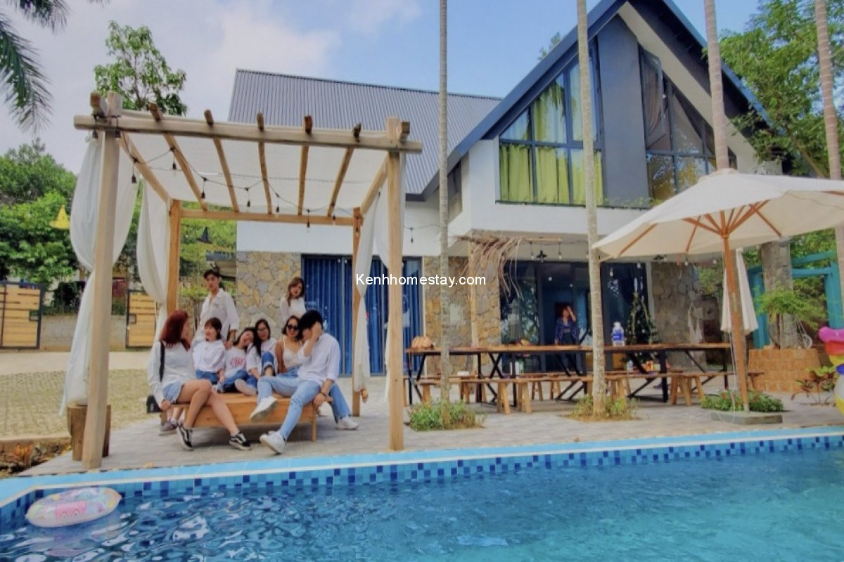 Top 30 Homestay Ba Vì giá rẻ view đẹp cho thuê nguyên căn có hồ bơi