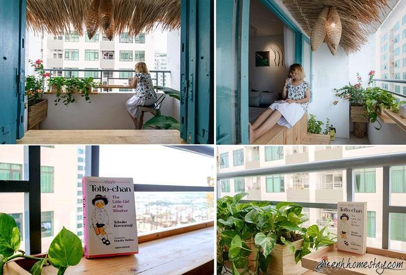 Truy tìm homestay độc lạ Nhất Nha Trang triệu like, view toàn cảnh phố biển ảo diệu