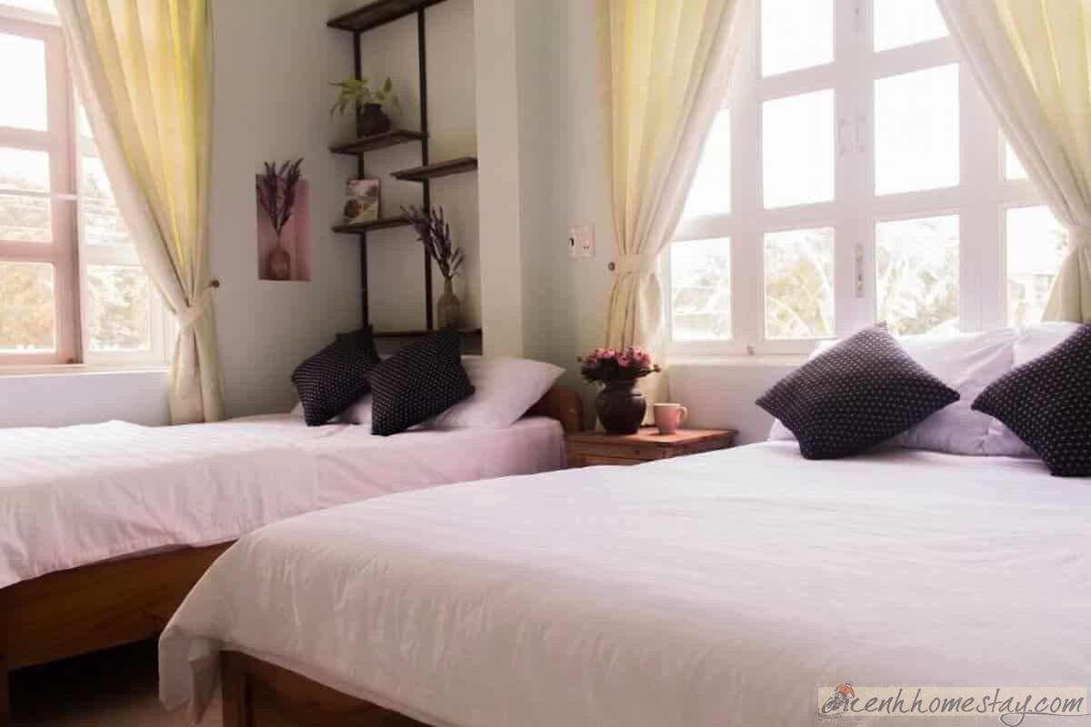 20 + Homestay Nha Trang giá rẻ - đẹp - gần trung tâm thành phố (phần 1)