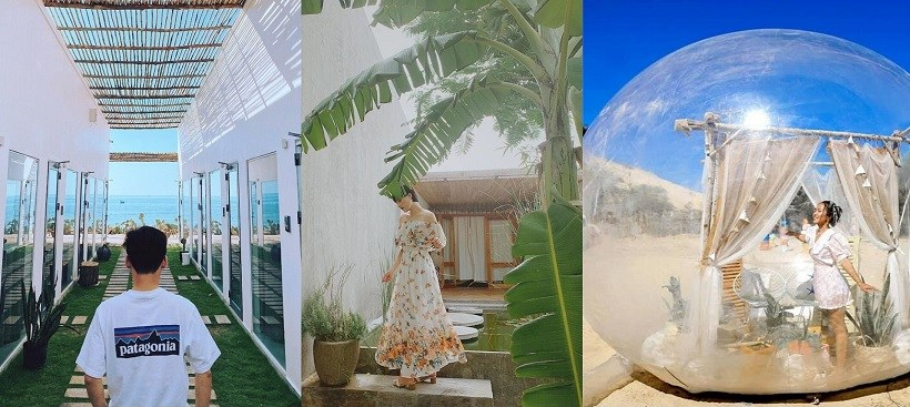 33 homestay Mũi Né giá rẻ ở Phan Thiết Bình Thuận gần biển, trung tâm