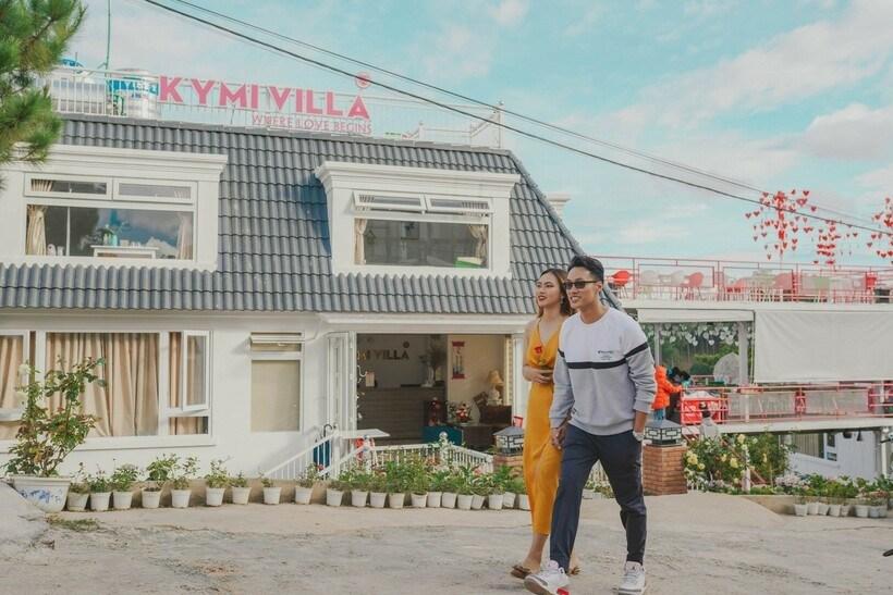 KyMi Villa Đà Lạt Homestay & Coffee: Nơi Tình Yêu Bắt Đầu