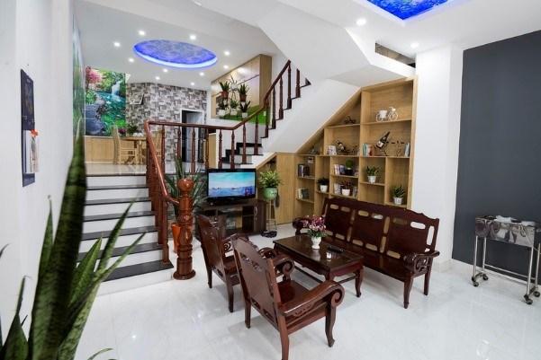 """Merry House Homestay căn nhà """"cửa biển"""" tràn ngập cây xanh ở Vũng Tàu"""