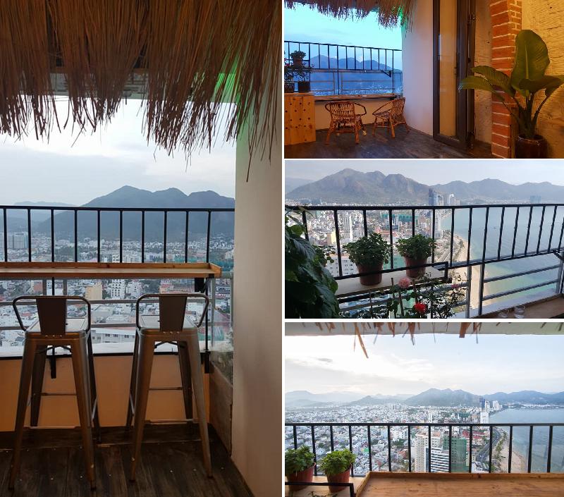 Welcom to Nhà của Bu - Homestay view biển ngắm toàn cảnh Nha Trang tuyệt đẹp