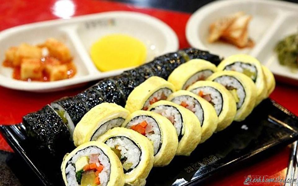 Top 20 nhà hàng quán ăn Hàn Quốc ngon rẻ và nổi tiếng ở Sài Gòn TPHCM
