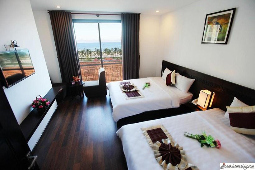 24 Nhà nghỉ Đà Nẵng giá rẻ đẹp gần biển, cầu Rồng, sông Hàn chỉ 100k