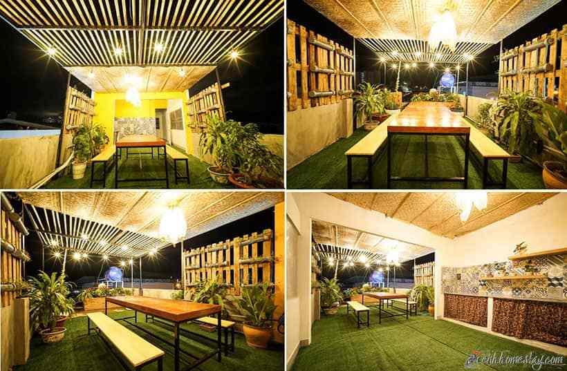 Vy House – homestay tone vàng lãng mạn nhất Nha Trang