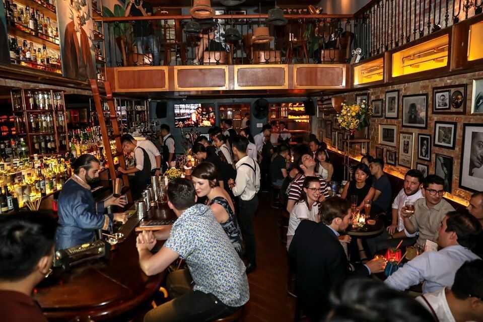 Top 15 quán pub, beer club bar Hà Nội nổi tiếng quẩy xuyên đêm