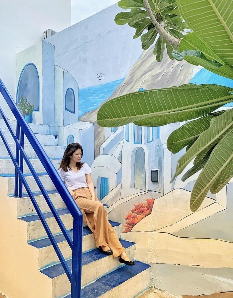 """Sunday Homestay - """"đảo thiên đường"""" Santorini THU NHỎ ở Vũng Tàu"""